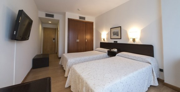 Double Room City House Los Tilos Hotel
