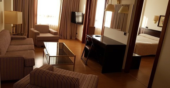 Superior Room City House Los Tilos Hotel